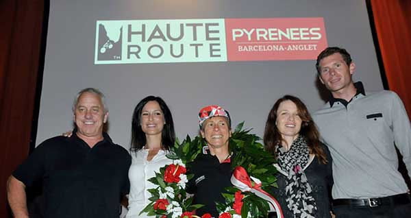 Haute Route Pyrenees 2013 Greg Lemond