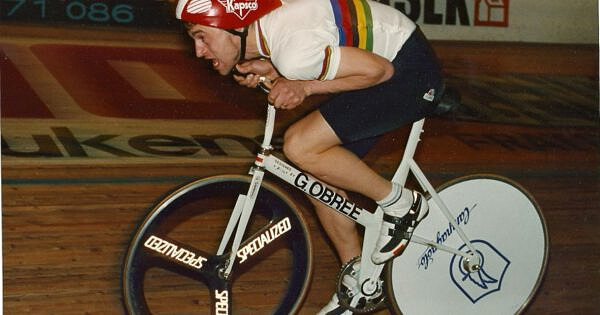Graeme Obree Old Faithful