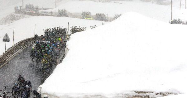 Giro sneeuw
